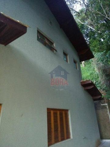 Casa residencial à venda, Condomínio Alpes da Cantareira, Mairiporã. - Foto 8