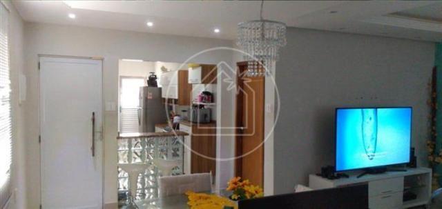 Casa à venda com 2 dormitórios em Parque lafaiete, Duque de caxias cod:843831 - Foto 20