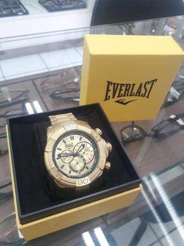 2299aa457c4 Relógio Everlast - Bijouterias