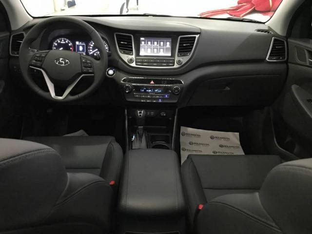 Hyundai Tucson GLS 2020 1.6 TURBO AUT COURO TETO - Foto 8