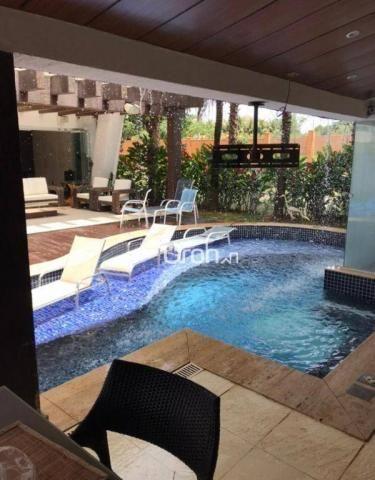 Sobrado à venda, 550 m² por R$ 5.898.000,00 - Alphaville Goiás - Goiânia/GO - Foto 11