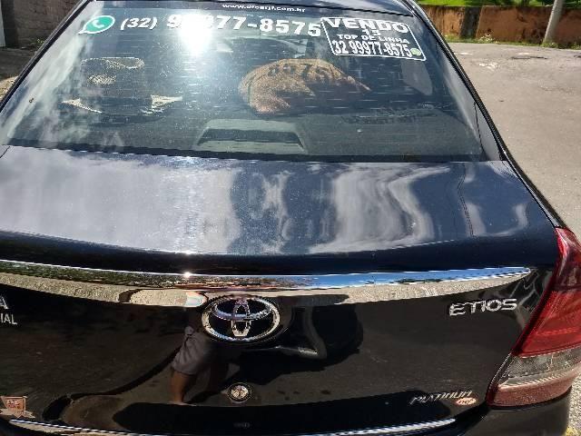 Etios sedan Platinum - Foto 3