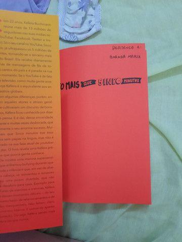 livro da kéfera em ótimo estado - Foto 2