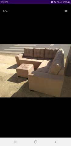 Sofa de canto - Foto 2
