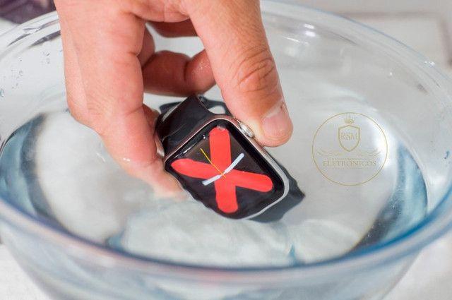 Smartwatch igual ao aple w26 iwo 12