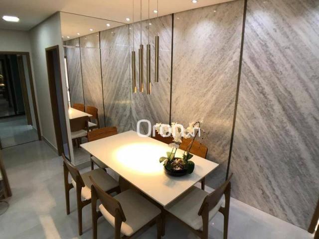 Apartamento com 2 dormitórios à venda, 59 m² por R$ 257.000,00 - Parque Amazônia - Goiânia - Foto 11