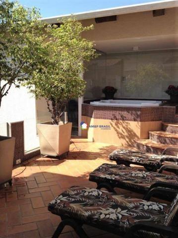 Ótimo Sobrado com 4 dormitórios à venda, 395 m² por R$ 860.000 - Jardim América - Goiânia/ - Foto 19