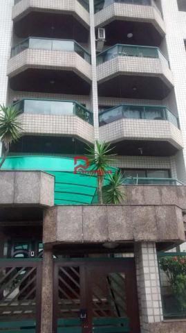 Apartamento para alugar com 3 dormitórios em Canto do forte, Praia grande cod:1587 - Foto 2