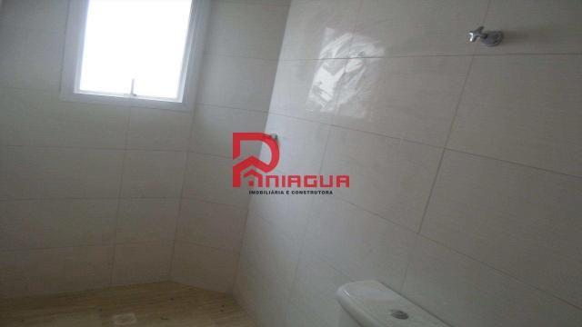 Casa à venda com 4 dormitórios em Canto do forte, Praia grande cod:1089 - Foto 12