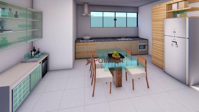 Casa à venda, 240 m² por R$ 1.400.000,00 - Cond Do Lago - Goiânia/GO - Foto 6