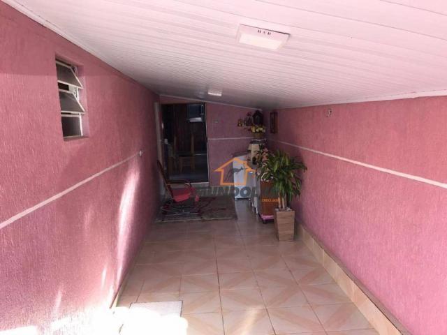 Casa com 3 dormitórios à venda, 80 m² por R$ 250.000,00 - Capela Velha - Araucária/PR - Foto 8