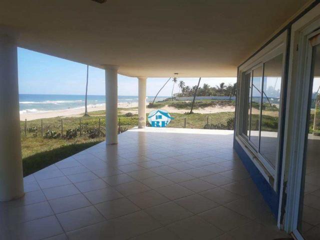 Casa à venda com 4 dormitórios em Centro, Arembepe (camaçari) cod:180 - Foto 9