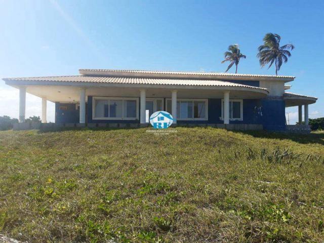 Casa à venda com 4 dormitórios em Centro, Arembepe (camaçari) cod:180 - Foto 4