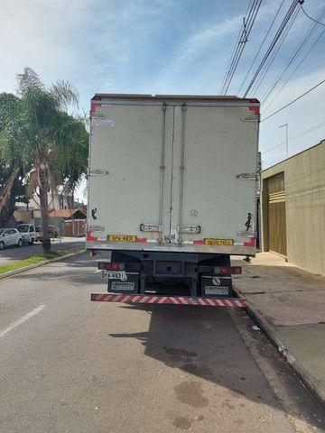 Baú refrigerado frigorifico para truck com aparelho - Foto 5