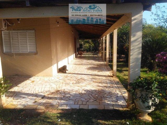 Chácara 60 hectares há 5 km do asfalto da Estrada da Guia - Foto 6