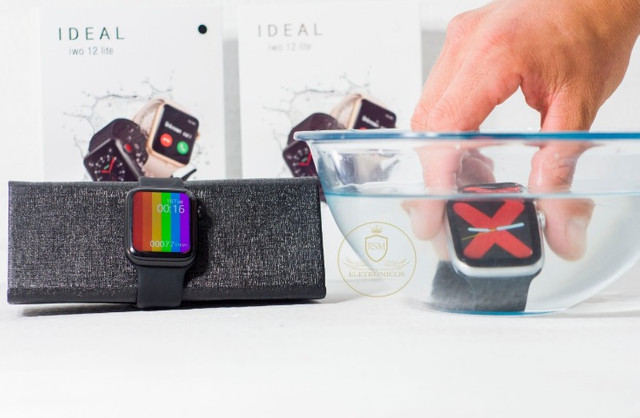 Smartwatch igual ao aple w26 iwo 12 - Foto 2
