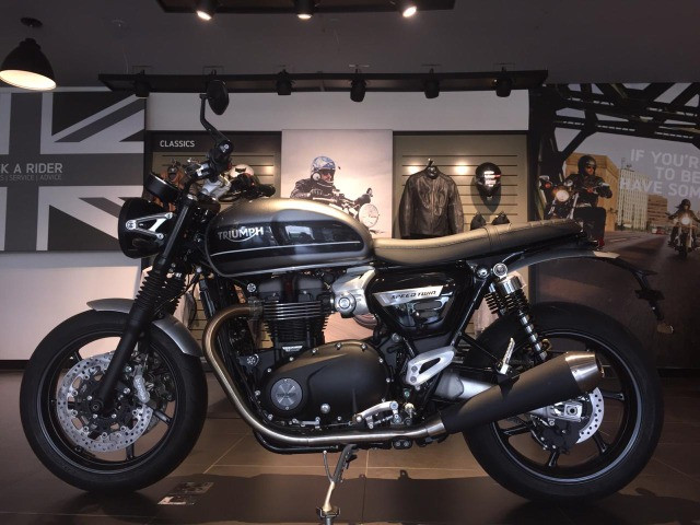 Triumph Speed Twin - Foto 4
