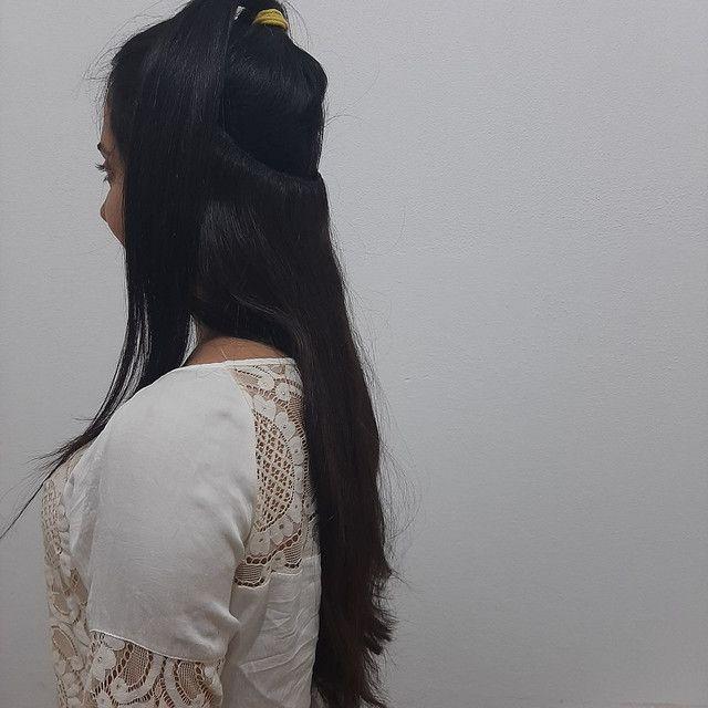 Mega hair - uso com tic tac ou costurado - Foto 2