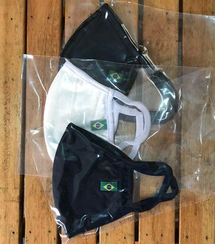 Kit 3 Máscara de proteção (recomenda pela oms ) - Foto 4