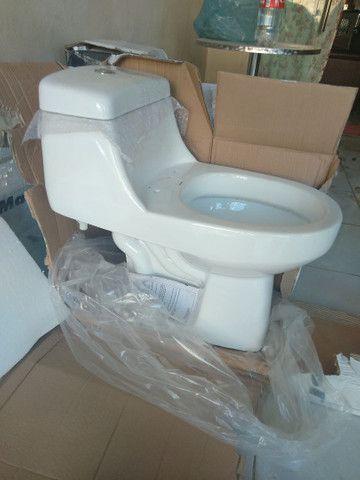 Vaso sanitário novo monobloco  - Foto 2