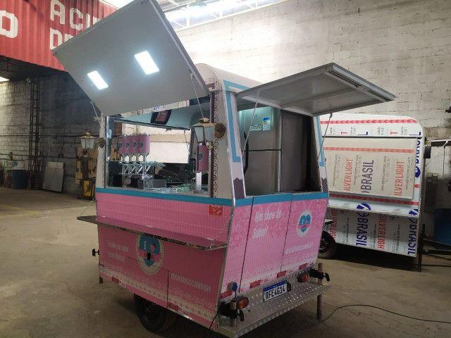 Fabrica de treilher e food truck em minas gerais (Sob encomenda) - Foto 5