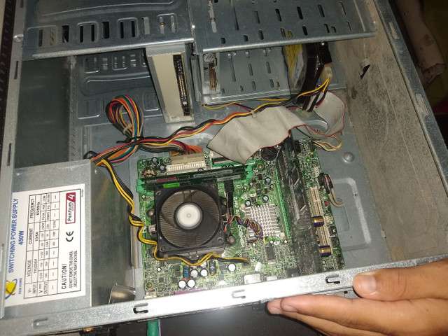 Computador com placa de vídeo - Foto 3