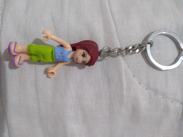 Chaveiro Lego Friends - Foto 3