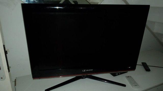 Tv Buster 32 Pol LCD , Imagem perfeita 100% - Foto 2