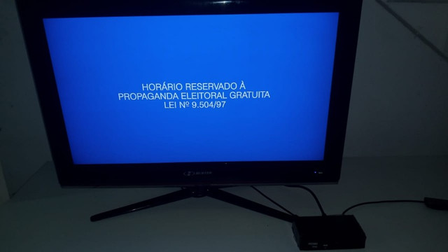 Tv Buster 32 Pol LCD , Imagem perfeita 100% - Foto 5