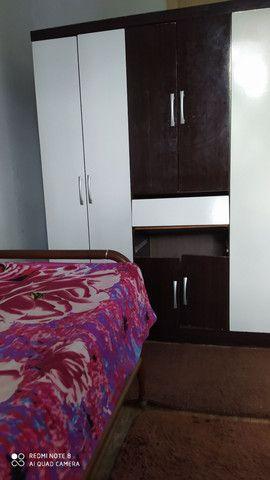 400,00 quarto mobiliado individual para moça, não fumante, próximo moinhos shopping - Foto 2