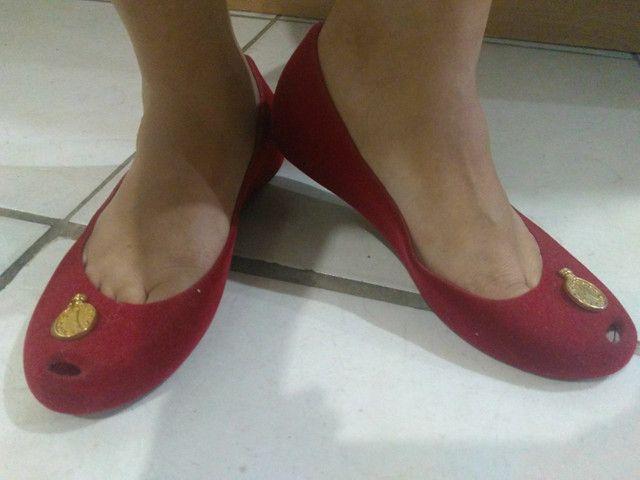 Calçados bom estado, baratos - Foto 6