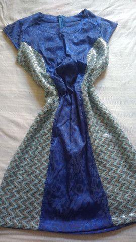 Vestido bordado - Foto 2