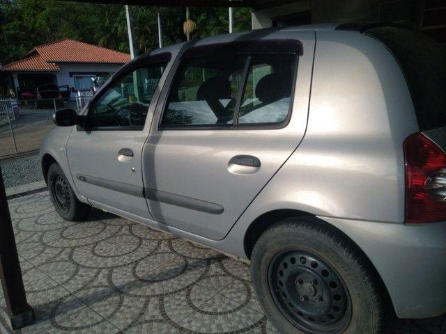 Renault Clio 1.0 16v flex