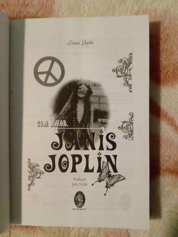 Com amor, Janis Joplin - Laura Joplin - Foto 4