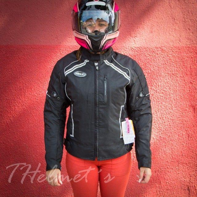 Jaqueta de moto, jaqueta feminina - Foto 6