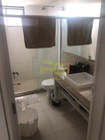 Apartamento à venda com 4 dormitórios em Cabo branco, João pessoa cod:psp556 - Foto 13