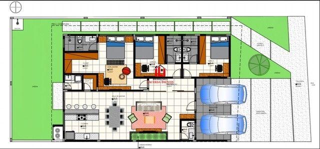 Casa Térrea no Passaredo  Com 3 Suites  Fino Acabamento. - Foto 7