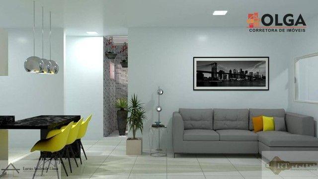 Casa no Jardim Petrópolis com 2 dormitórios à venda, 62 m² por R$ 170.000 - Gravatá/PE - Foto 4