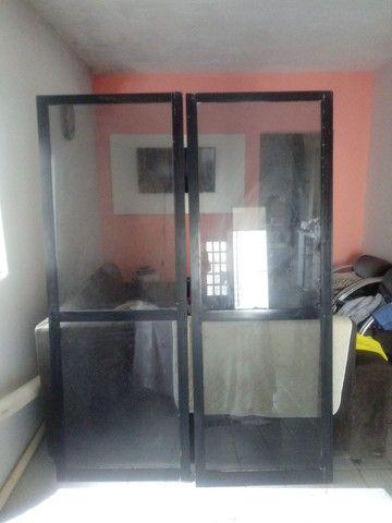 Porta De Vidro Fumê  - Foto 5