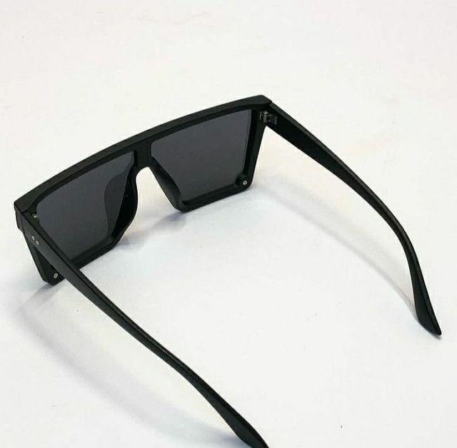 Óculos quadrado unissex top  - Foto 5