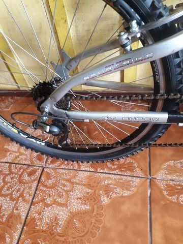 Bike GT semi nova aro 26  - Foto 5