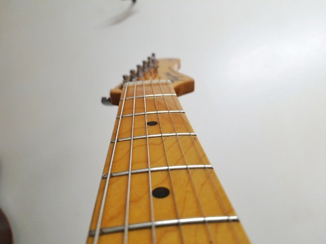 Guitarra Stratocaster Tagima TG530 Woodstock series - Foto 4