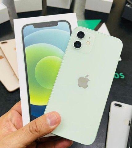 iPhone 12 64gb - aceito seu usado - parcelo em até 18x