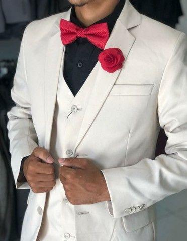Terno costume - Oxford Premium