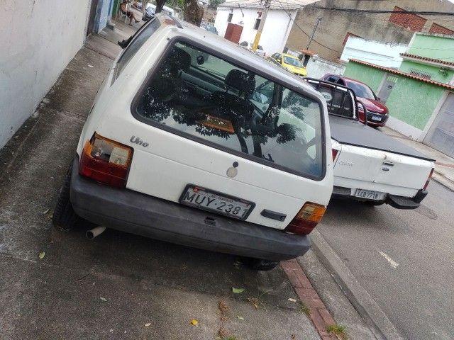 Fiat uno Mille smart sem cabeçote do motor - Foto 2