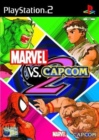 Jogos Marvel Super Hero Squad + Marvel x Capcom + Ultimate Aliance 2 pt/br PS2 Patch