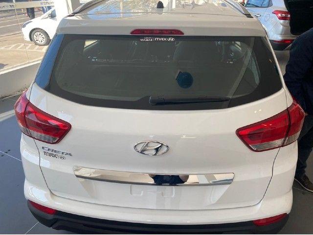 Hyundai Creta 1.6 16V FLEX ACTION AUTOMÁTICO - Foto 4