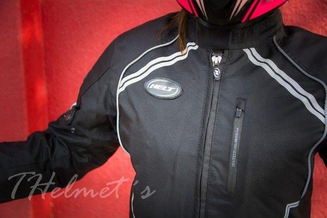 Jaqueta de moto, jaqueta feminina - Foto 4
