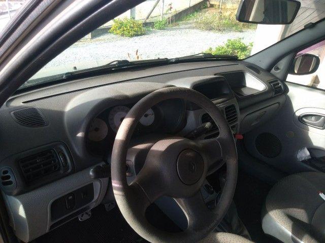 Renault Clio 1.0 16v flex - Foto 4