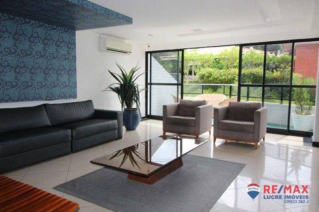 Apartamento com 1 dormitório à venda, 66 m² por R$ 310.000,00 - Cabo Branco - João Pessoa/ - Foto 5